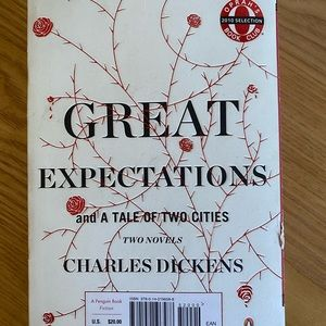 Penguin Books Accents - A Tale of Two Cities & Great Expectations, Dickens